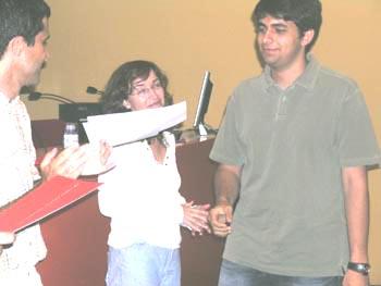 Guanyador del II Premi de Recerca de Matemàtica i Enginyeria Aplicada