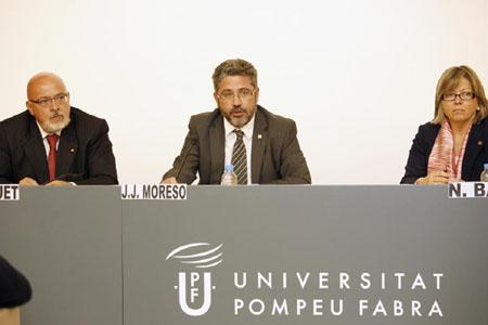 Josep Huguet, Josep Joan Moreso i Núria Basi