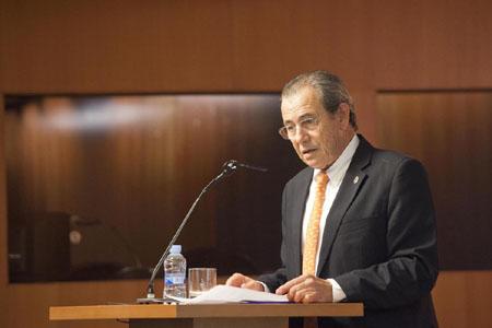 Víctor Grífols, president de Grifols