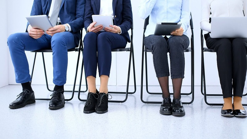 Women Are 30 Percent Less Likely to Be Considered for a Hiring Process Than Men