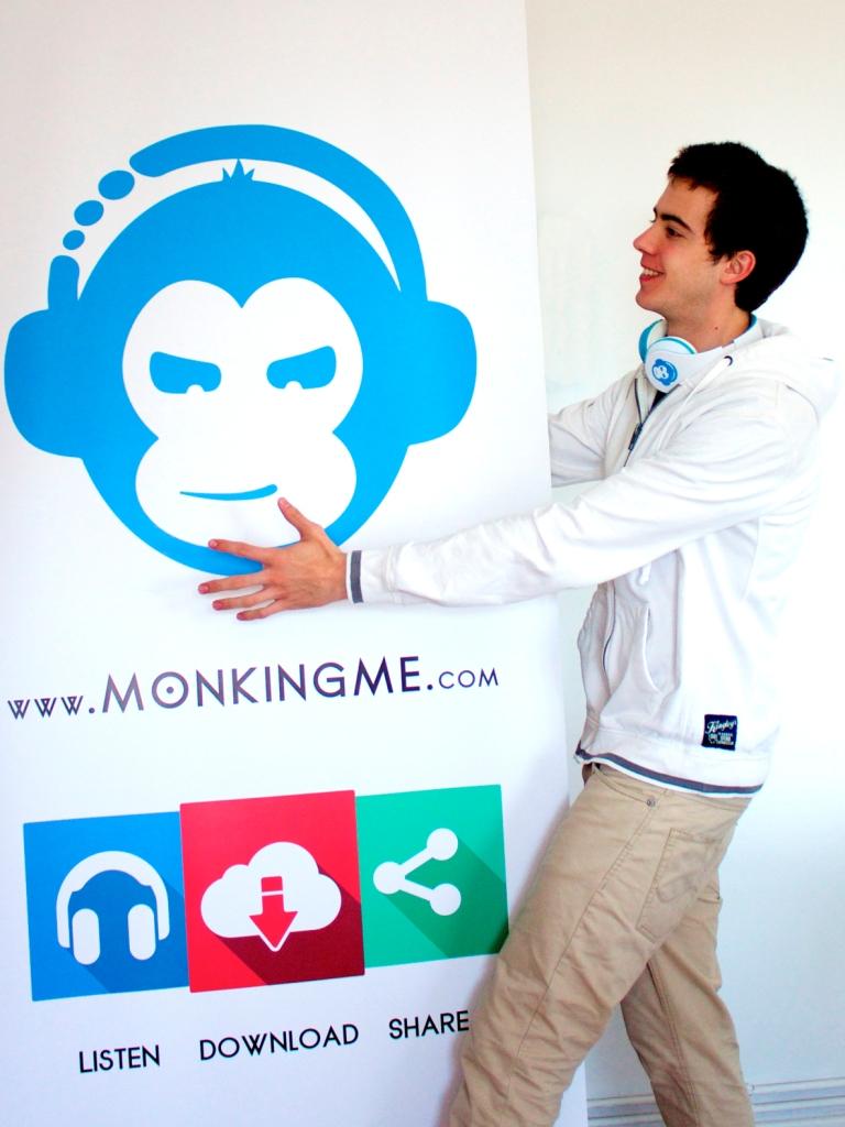 Miquel Tolosa, fundador de MonkingMe