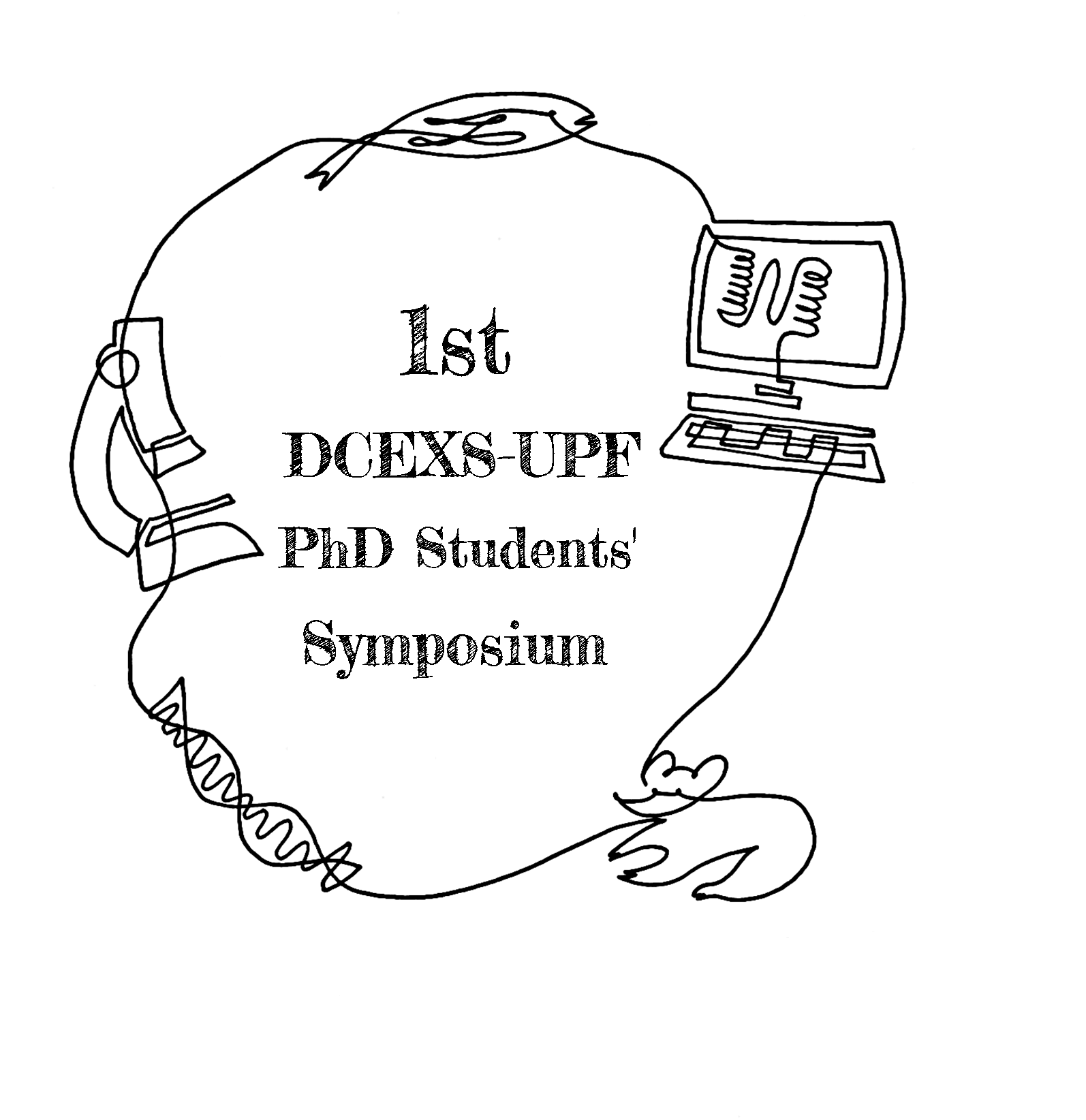 1st DCEXS-UPF PhD Students' Symposium - UPF