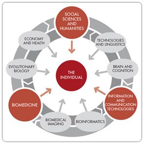 Mapa de sinergies i d'interaccions