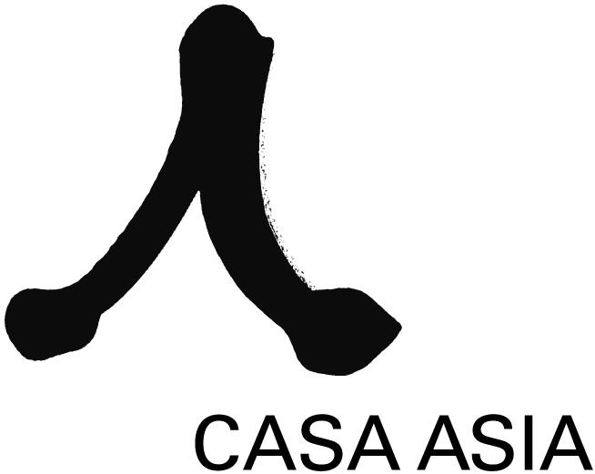Logo de Casa Asia