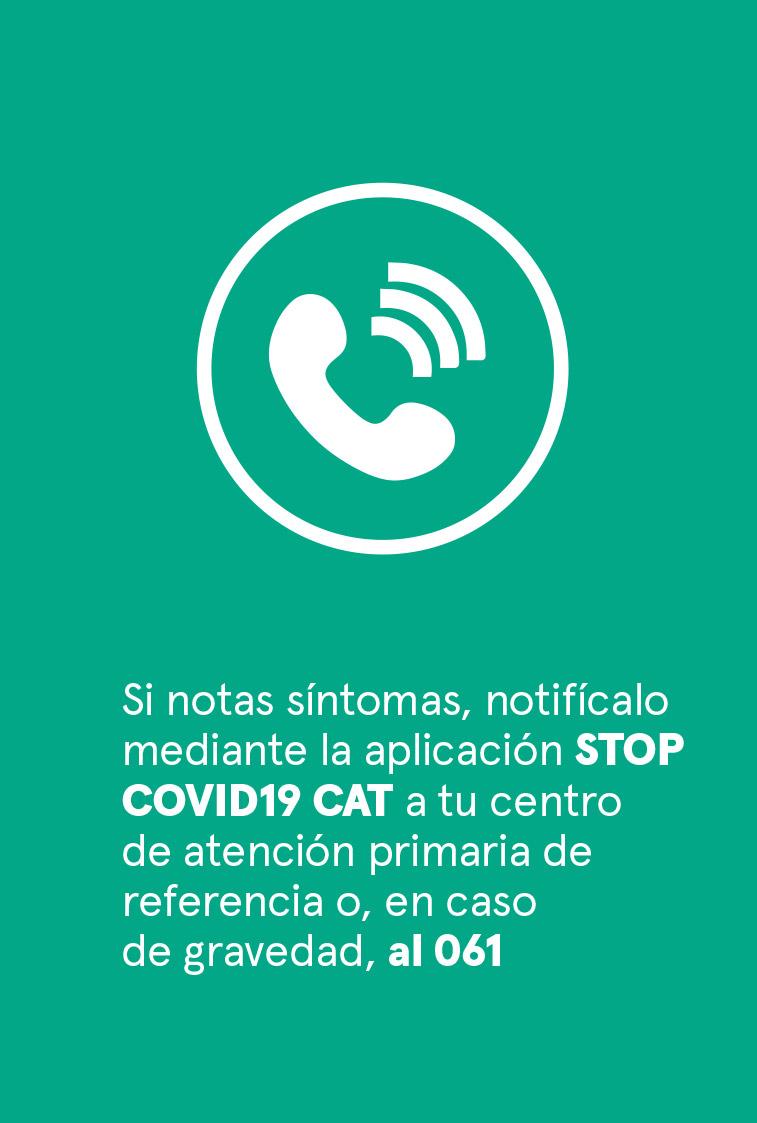 Senyalització atenció al public