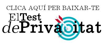 Clica aquí per baixar-te el test de privacitat (Arxiu PDF)
