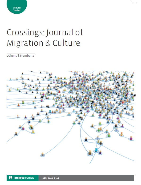 Crossings: Journal of Migration & Culture