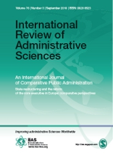 International Review of Administrative Science