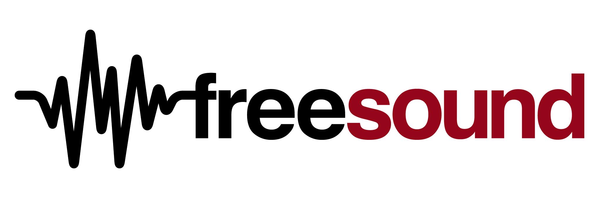 Free Sound Logo