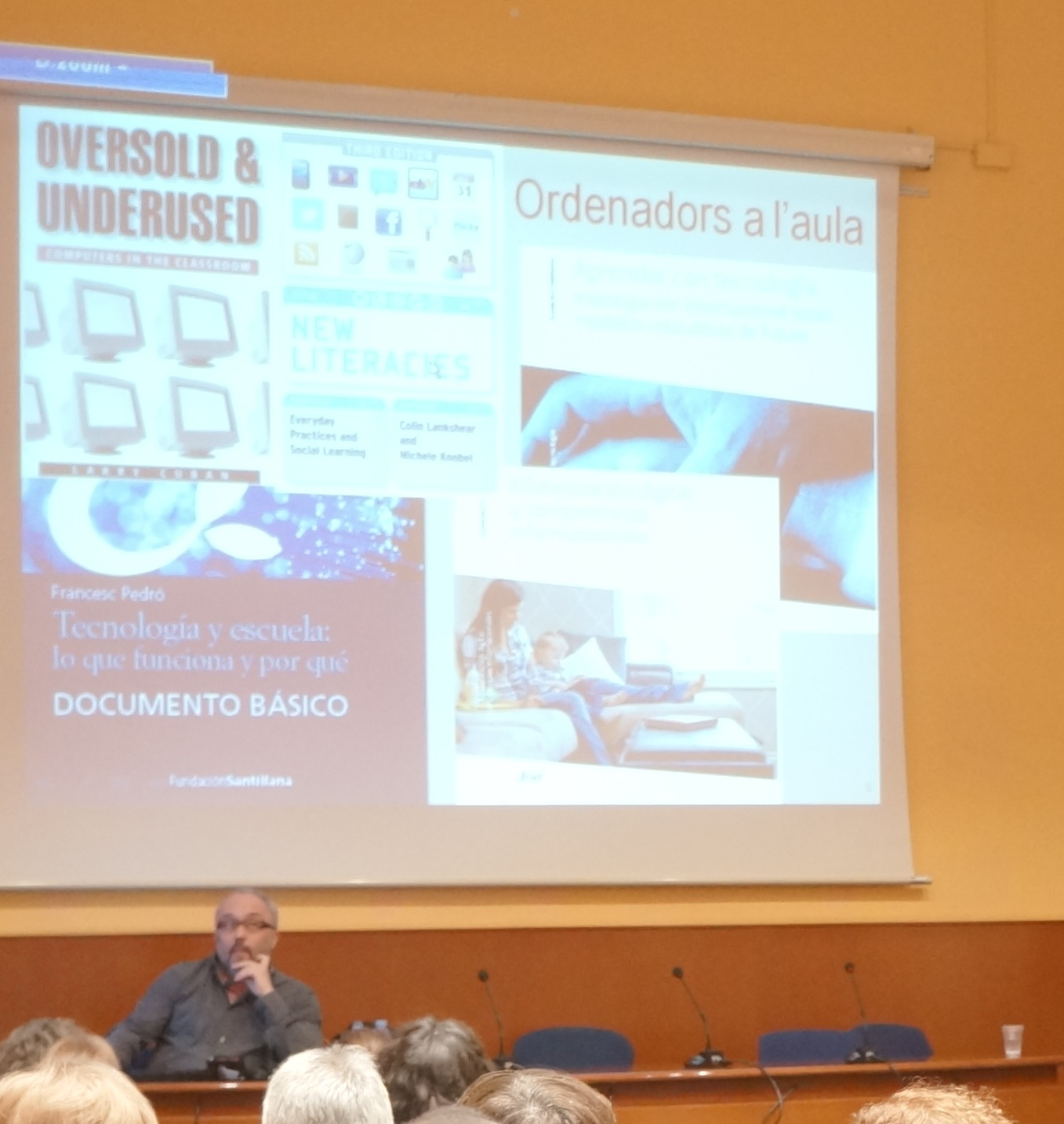Seminari Educacio Virtual UB