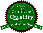 Certificate for Quality in Internationalisation