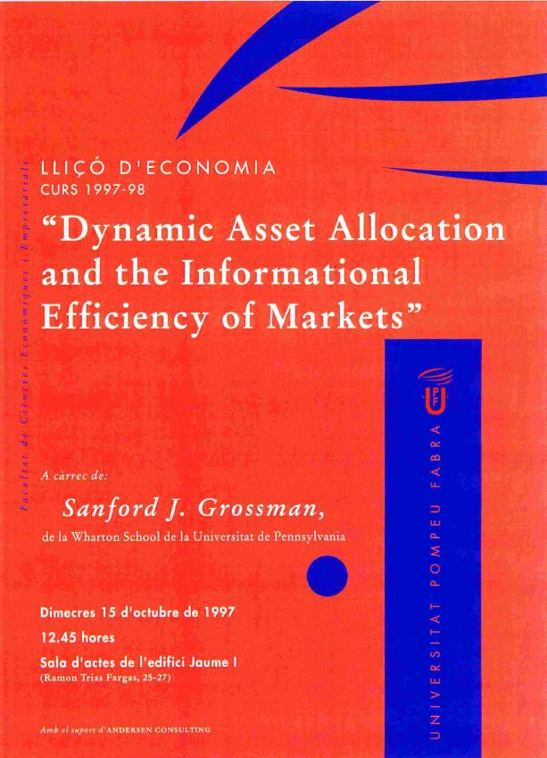 Dynamic Asset Allocation and the Informational Efficiency of Markets