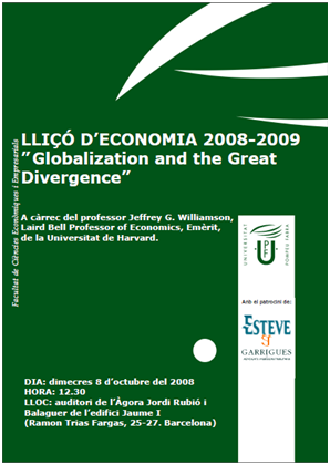 Globalization and the Great Divergence