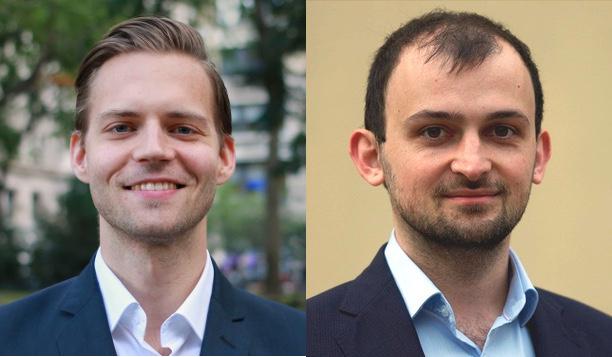 Priit Jeenas and Mikhail Spektor