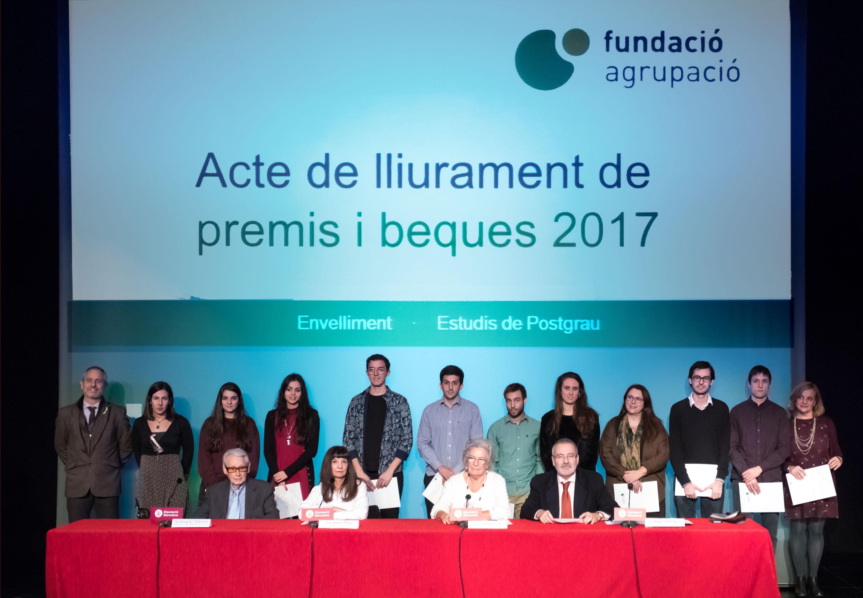 Fundació Agrupació 2017 Award