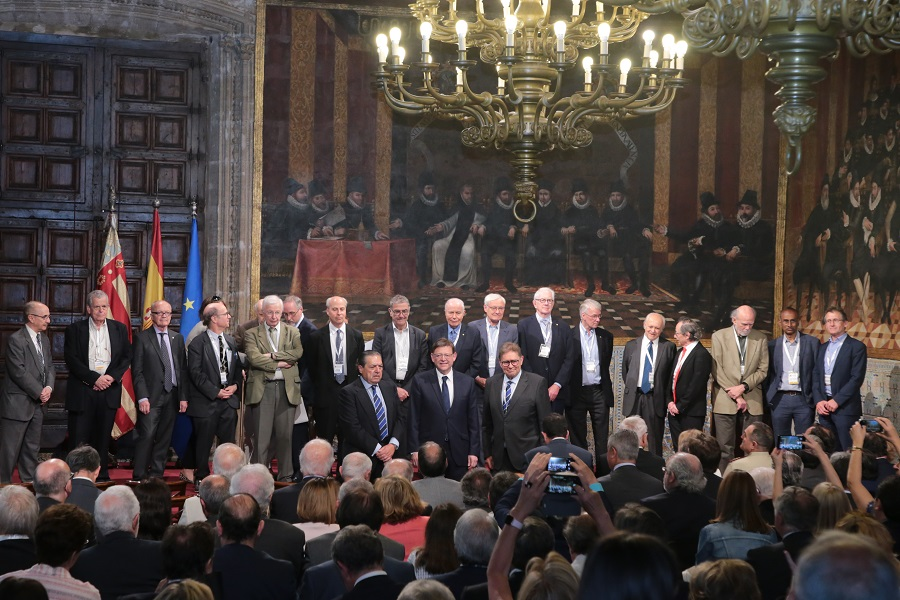 2019 King Jaume I Award Jury. Source: Government of Valencia