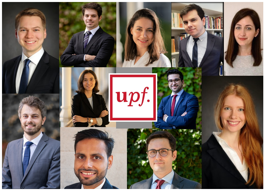 2021 UPF PhD Job Market Candidates