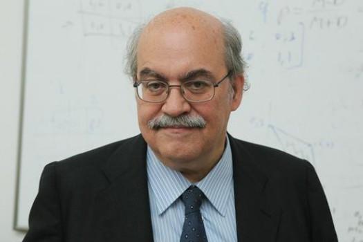 Prof. Andreu Mas-Colell, Europa Press