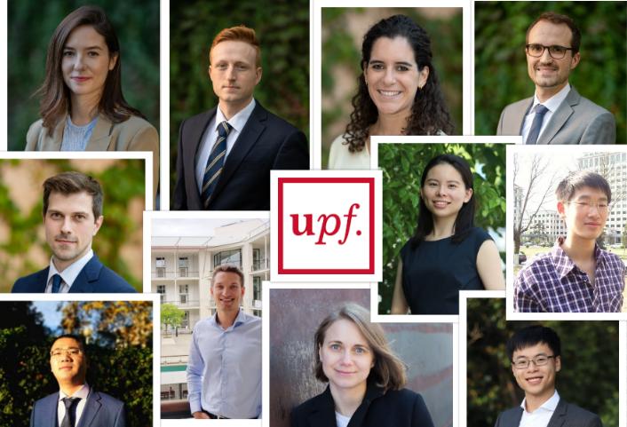 2020 UPF PhD Job Market Candidates