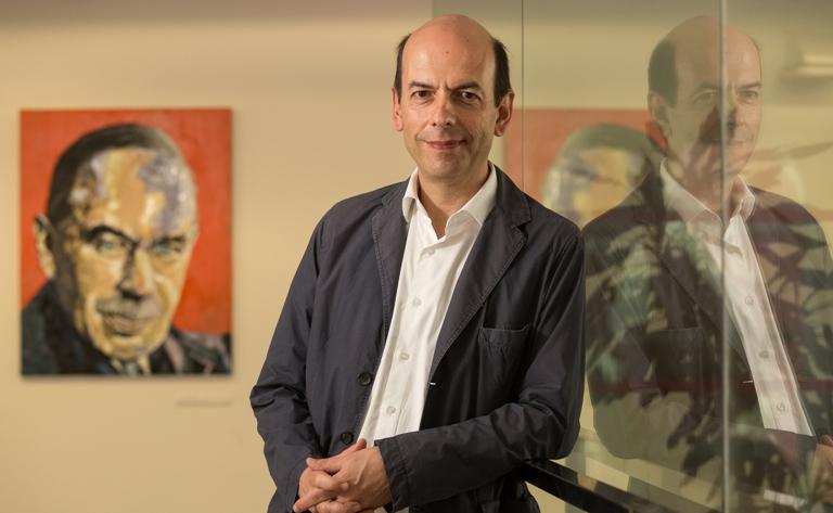 Prof. Jordi Galí distinguished with the Cross of Saint Jordi