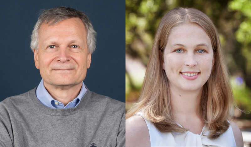 Dani Rodrik (Harvard) and Rebecca Diamond (Stanford)