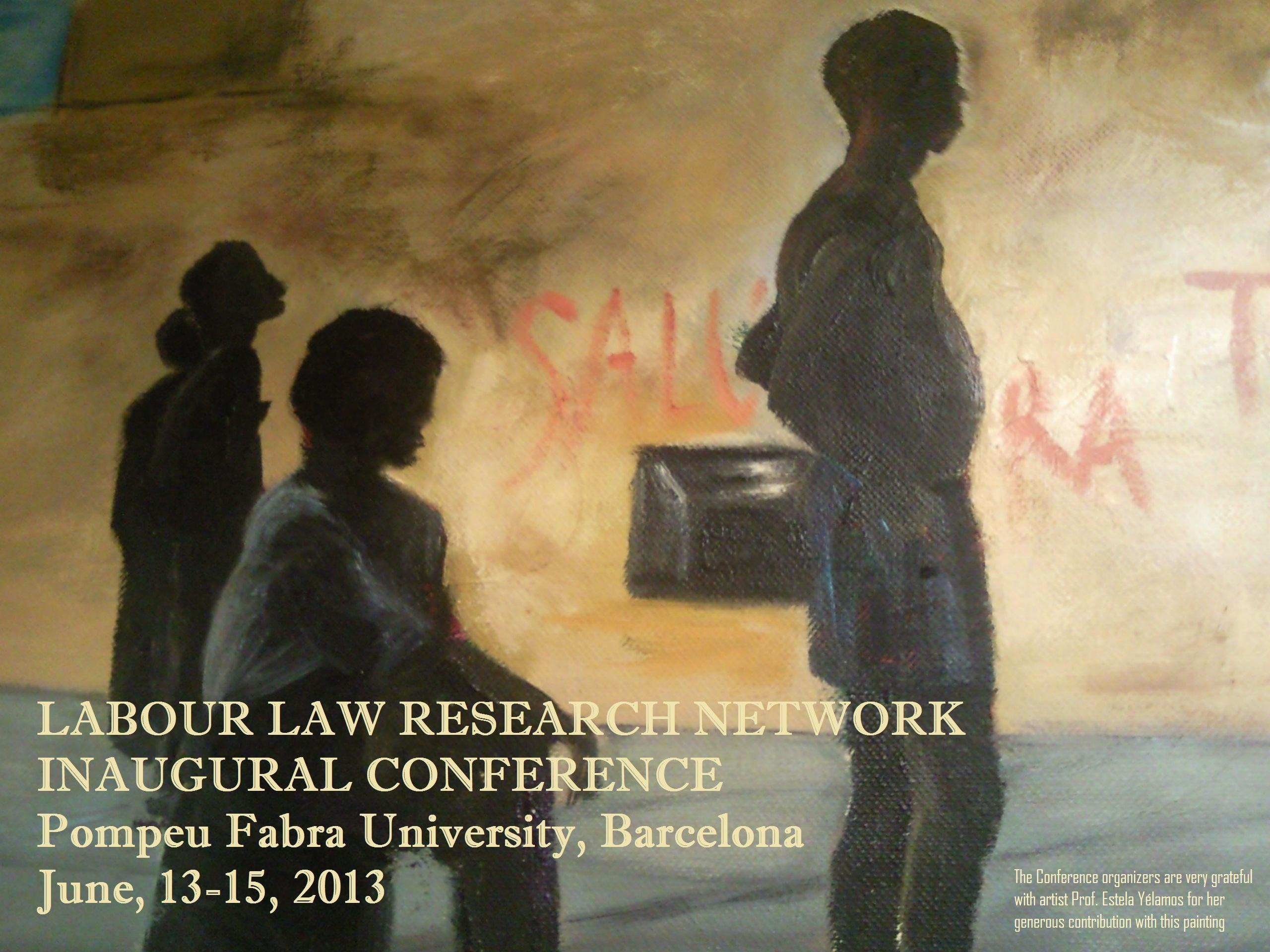 LLRN Inaugural Conference - UPF, Barcelona, 2013