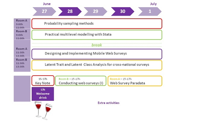 Barcelona Summer School in Survey Methodology 2016 - Research and ...