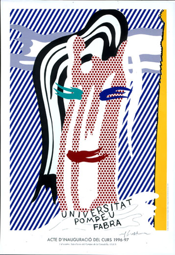 Roy Lichtenstein, 1996-97
