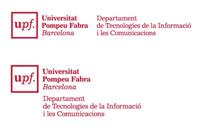 Declinació de la marca del Departament de Tecnologies de la Informació i les Comunicacions