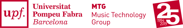 Music Technology Group - Universitat Pompeu Fabra