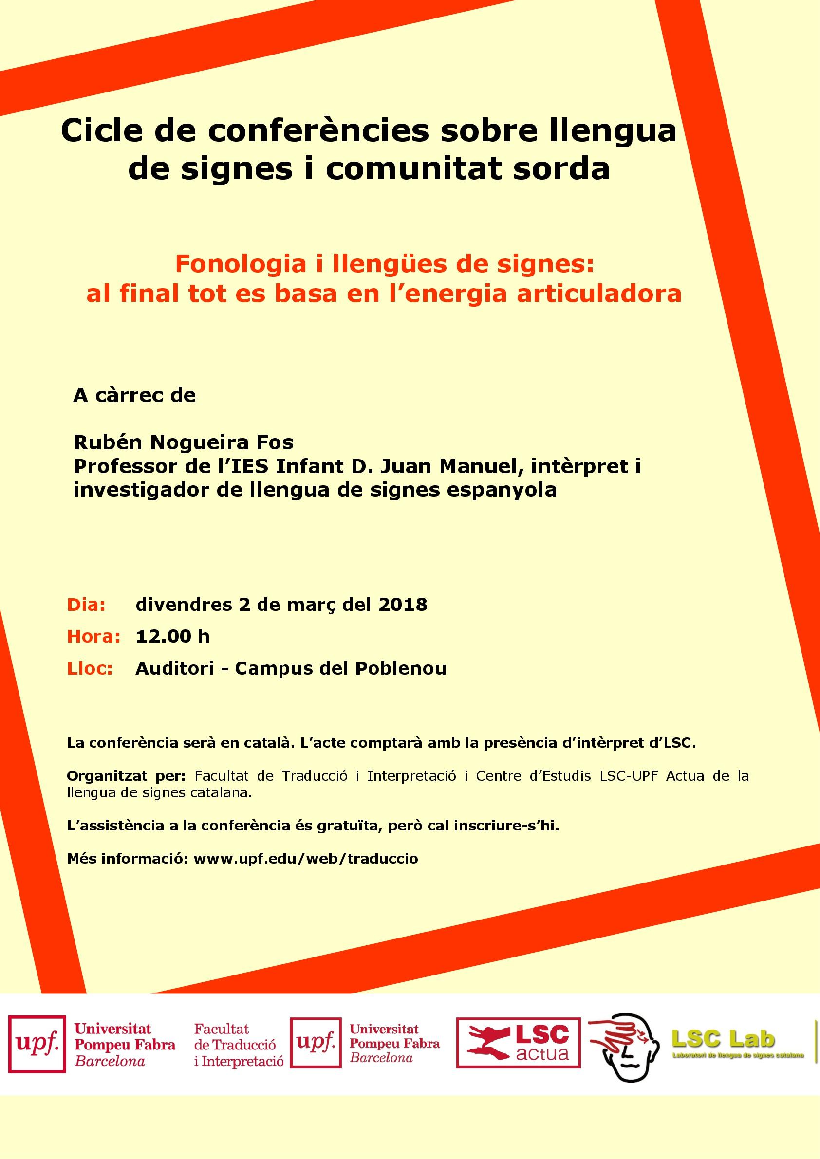 """Conferència """"Fonologia i llengües de signes: al final tot es basa en l'energia articuladora"""" -2 maz'18, Barcelona 3fcf0a14-dd69-2d30-137d-fea07a94c65f?t=1516964921583"""