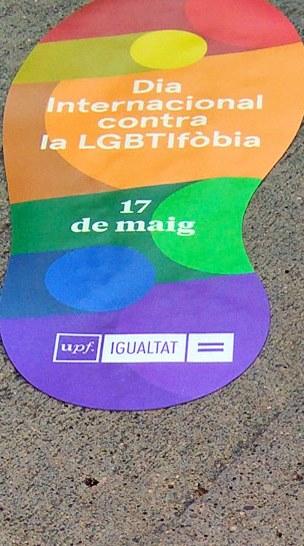 Dia internacional contra la LGBTIfòbia